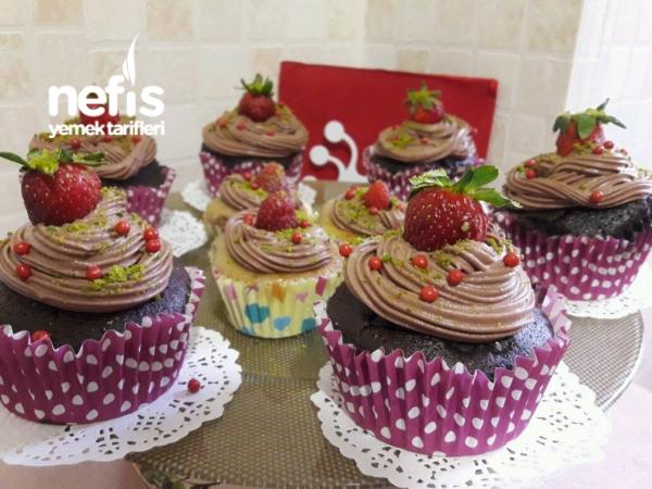 Çikolatalı Yumuşacık Muffin