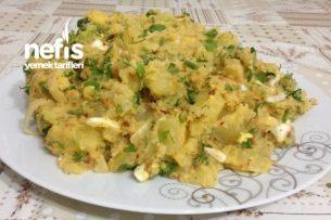 Mükemmel Patates Salatası Tarifi