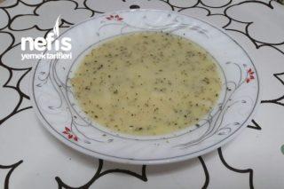 Yoğurtlu Erişte Çorbası Tarifi