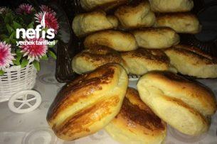 Hakiki Pastane Poğaçası (Yumuşacık Maksimum Kabaran) Tarifi