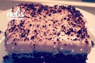 Nescafeli Kek (Şiddetle Tavsiye Ederim) Tarifi