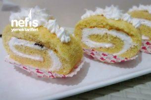 Rulo Pasta (Pastane Lezzetinde) Tarifi
