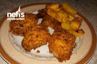 Çıtır Tavuk Baget (Kfc Lezzetinde) Tarifi