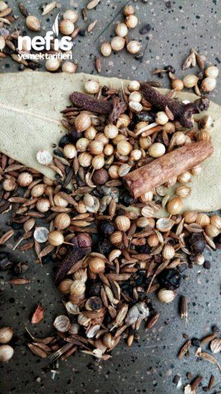 Garam Masala(Hint Baharatı)