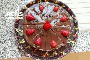 Kakao Pudingli Dolgu Kek Tarifi