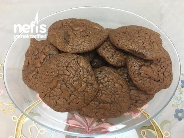 Browni Kurabiye - Nefis Yemek Tarifleri - Nesli Yaman