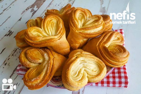 Kalpli Çörek Videosu Tarifi