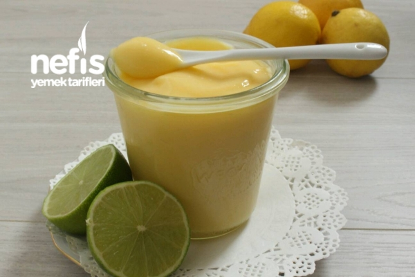 Limon Kremasi ( Lemon Curd )