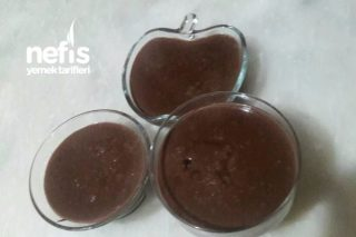 Çikolata Soslu Sütlaç Tarifi