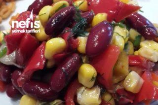 Fasülye Salatası Tarifi