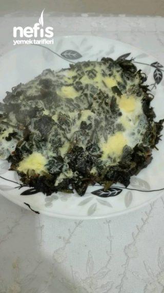 Isırgan Otu Kavurması (tamamı 180 Kalori)