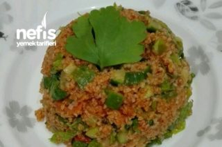 Kısır (207 Kalori) Tarifi