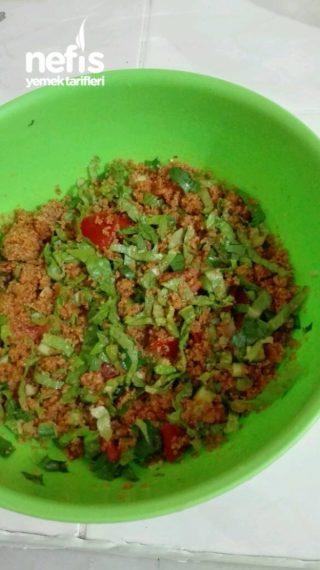 Kısır (207 Kalori)
