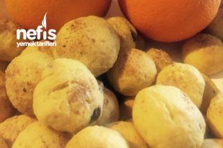 Portakallı Mini Kurabiyeler Tarifi