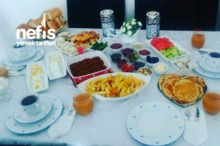 Enfes Kahvaltı Masası Tarifi