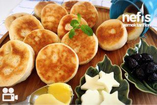 Kahvaltılık Mini Bazlama Videosu Tarifi