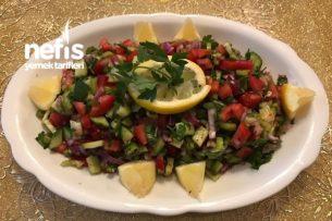 Muhteşem Çoban Salatası Tarifi