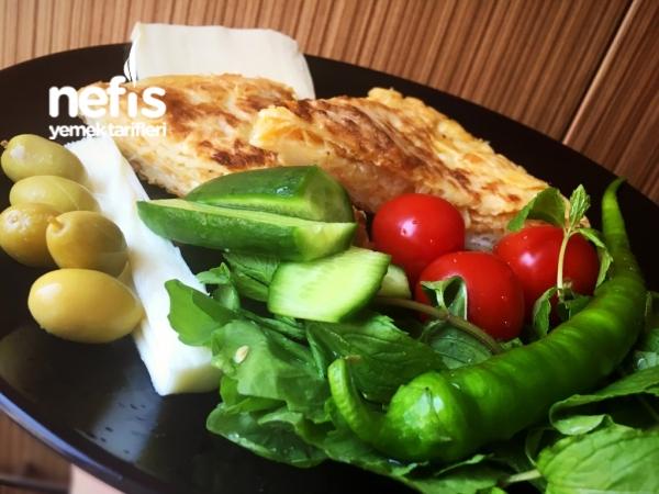Şipşak Patatesli Tava Böreği (Nefis)