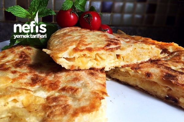 Şipşak Patatesli Tava Böreği (Nefis) Tarifi