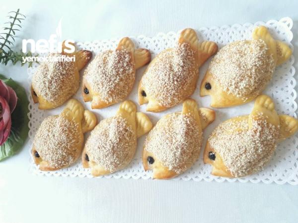 Balık Poğaçalar