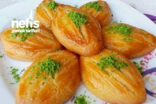 Pastane Şekerparesi (Tam Kıvamında) Tarifi
