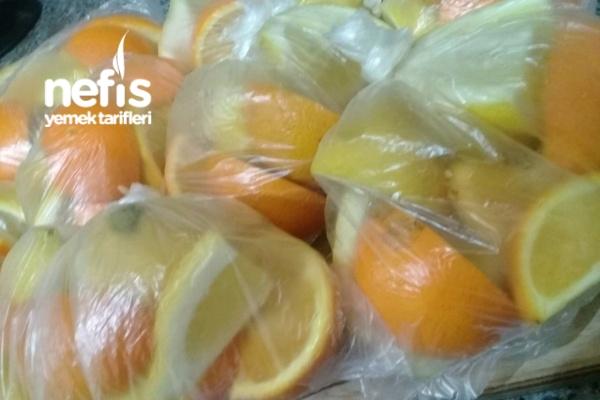 Ramazan İçin Limonata Hazırlığı Tarifi
