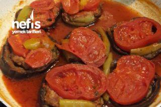 Diyete Uygun Patlıcan Tarifi