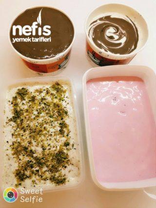 Dondurma Yapimi (cok Pratik)
