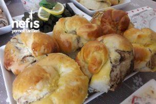 Haşhaşlı Açma / Peynirli Poğaça Tarifi