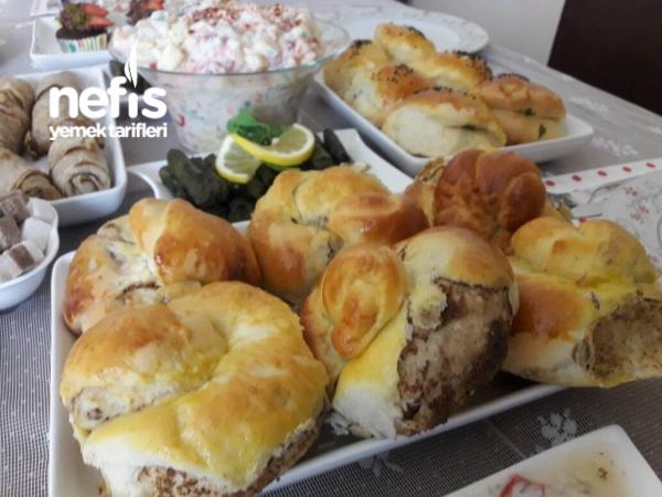Haşhaşlı Açma / Peynirli Poaca