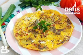 Kahvaltılık Patates Tava Videosu Tarifi