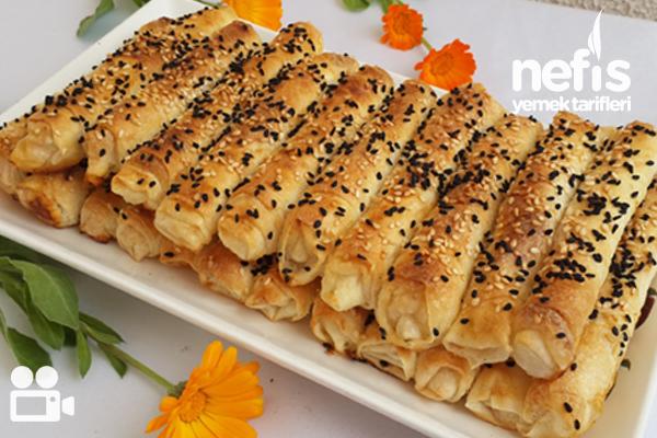 Muhteşem Kremalı Peynirli Börek Videosu Tarifi