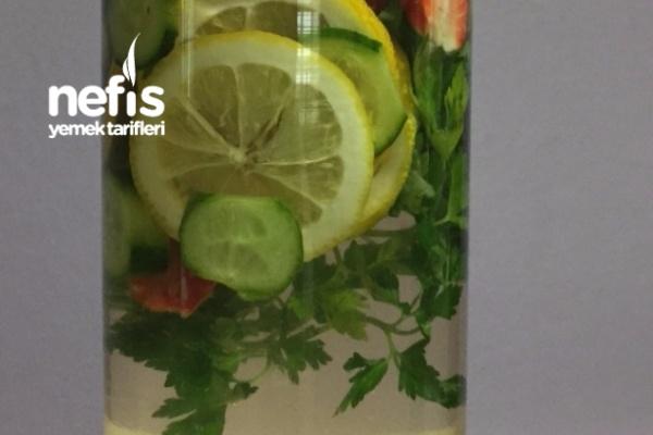 Kilo Verdiren Göbek Yağlarını Eriten Salatalık Çayı