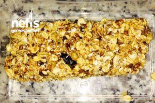 Kolay Granola Bar Yapımı Tarifi