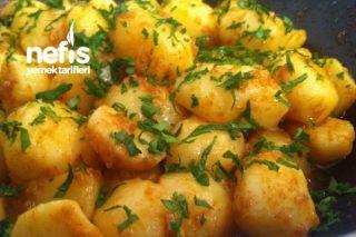 Patates Hoplatma Tarifi