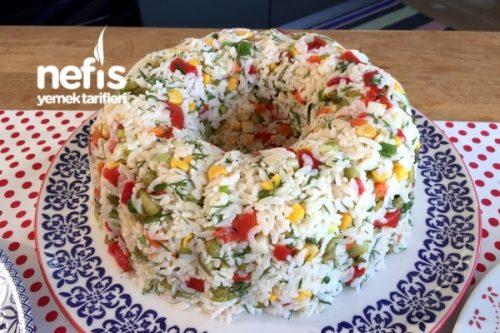 Pirinç Salatası Tarifi