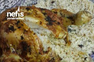 Tavuk Dolması Yapımı Tarifi