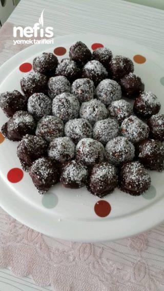 Kakaolu Truff(bitter Çikolatalı)