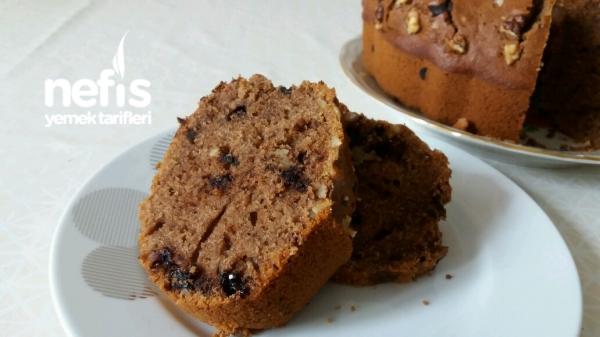 Nescafeli Kek (Kahve Tutkunlarına)