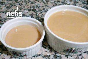 Süt Reçelli (Tam Kıvamında) Tarifi