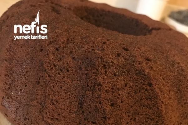 Zeynep Didemin 10 Adımda Yumuşacık Pandispanya Keki