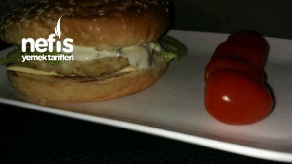 American Chicken Burger