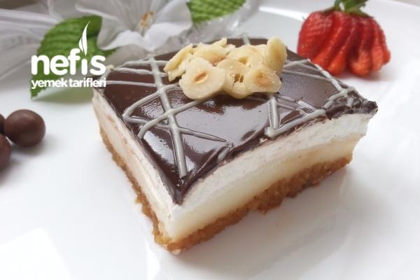 Çikolatalı Etimek Tatlısı (Bomba Lezzet) Tarifi