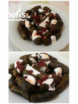 Etli Karalahana Sarması (Karadeniz Mutfağı)