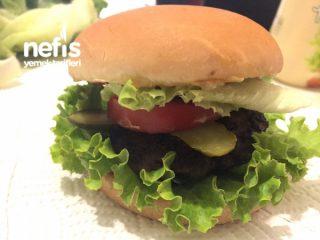 Hamburger Ve Soğan Halkası