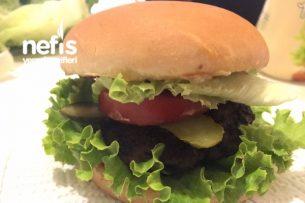 Hamburger Ve Soğan Halkası Tarifi