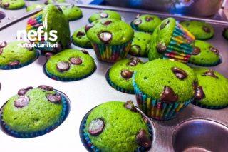 Ispanaklı Mini Muffin Tarifi