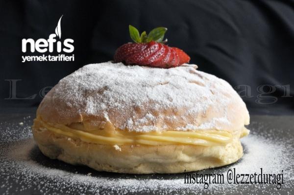 Alman Pastası & Ev Yapımı Pastacı Kreması