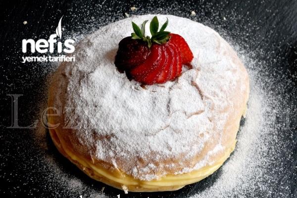 Alman Pastası Ve Ev Yapımı Pastacı Kreması Tarifi