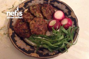 Bol Vitaminli Balık Köftesi Tarifi